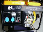 Dieselgenerator HMG-DG2000