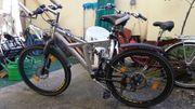 Mountainbikes 2 Stück identisch 26er -