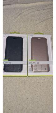 Muvit Cover Flip - Leder - Samsung