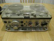 Nagra IV-S TC professioneller Stereo-Kassettenrekorder