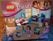 LEGO Friends Olivias Erfinderlabor