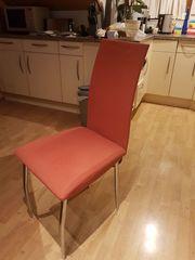 Esszimmertisch und 4 Stühle