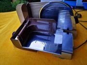 Aufschnittschneidemaschine Allesschneider Graef FA 176