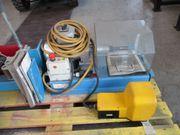 Schälgeräteantrieb von Indunorm Hydraulik