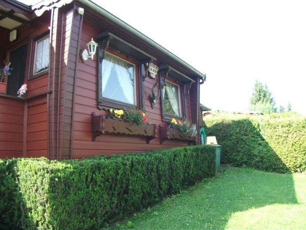 Wochenendhaus in idyllischer Lage im