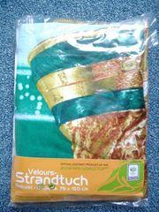 original Strandtuch WM 2006 Deutschland