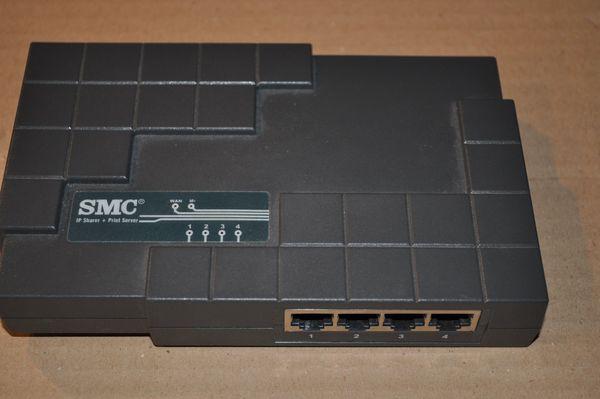 Barricade Breitband Router SMC 7004BR