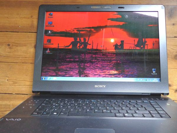 17-Zoll Laptop Sony Vaio PCG-8Y3M