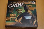 Brettspiel Chronicles of Crime Krimi-