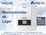 SOFAR Solar Wechselrichter PV 3