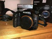 Sony Alpha A99 II Hybrid