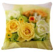 Kissenbezug Leinen Baumwolle Dekorationskissen Sofa