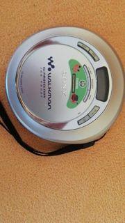 SONY CD Walkman mit Adapterkassette
