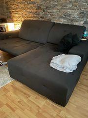 Couch elektrisch ausziehbar