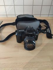 Canon EOS 1000F Analoge Spiegelreflexkamera