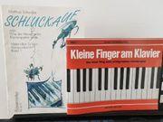Hefte zum Klavierlernen