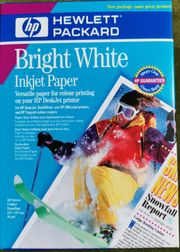 HP Bright White Papier