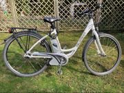 Pedelec Damen-Fahrrad