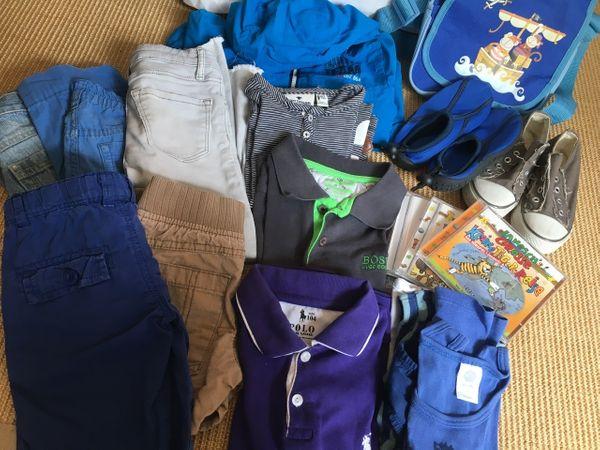 Hosen Shirts Bekleidungs-Set Jungen Frühjahr