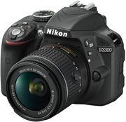 Nikon D3300 SLR-Digitalkamera inkl AF-P