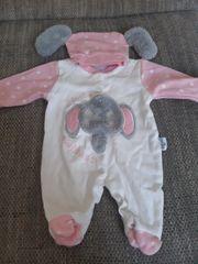 baby strampler gr 50 56