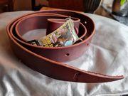 Tie-Strap für Western Sattel von