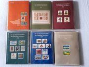 6 Jahrbücher BRD Bund 1978-1983
