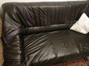 3-er Sitzer Couch Sofa Kunstleder