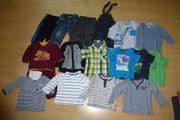 Kleiderkiste mit Babykleidung Gr 74