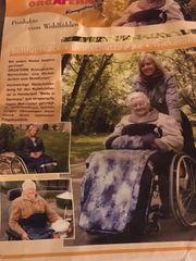 Orgaterm Schlupfsack für Rollstuhl