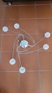 Deckenleuchte Lampe Wofi Astro 6-strahlig