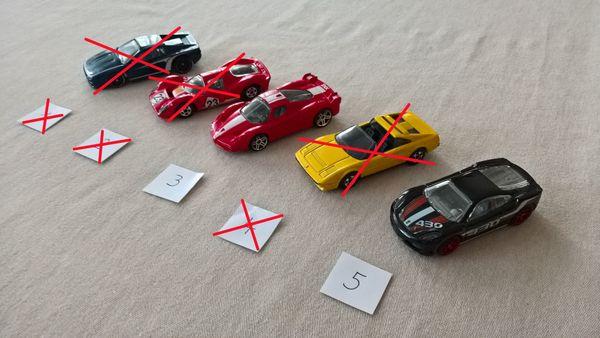 Hotwheels Modellfahrzeuge Spielzeugautos