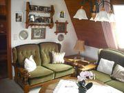 Altdeutsches kpl Wohnzimmer masssive Eiche