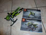 Lego Technic 42021 Schneemobil