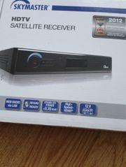 Sat Receiver HDTV Defekt