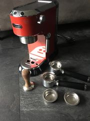 Espressomaschine De Longhi Ec680 R