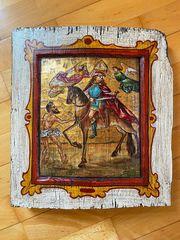 Ikone Bild Heiliger Martin