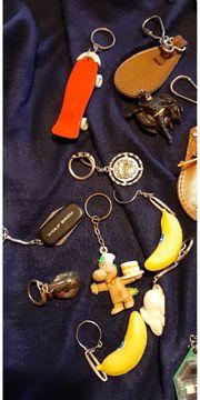Schlüsselanhängersammlung