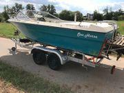 Sportboot Century 17 mit Trailer
