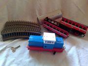 Verkaufe diese DDR Eisenbahn zum