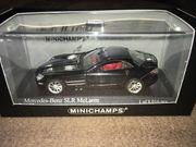 Modellauto Minichamps Mercedes Benz