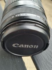 Canon EF-S 55-250mm IS Objektiv