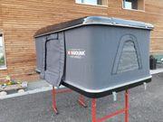 Dachzelt zu verkaufen für 2