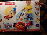 Lauflernwagen Fisher-Price Activity Walker