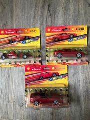 Ferrari Modellautos Shell V-Power 1
