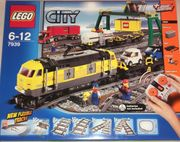 Lego 7939 Güterzug