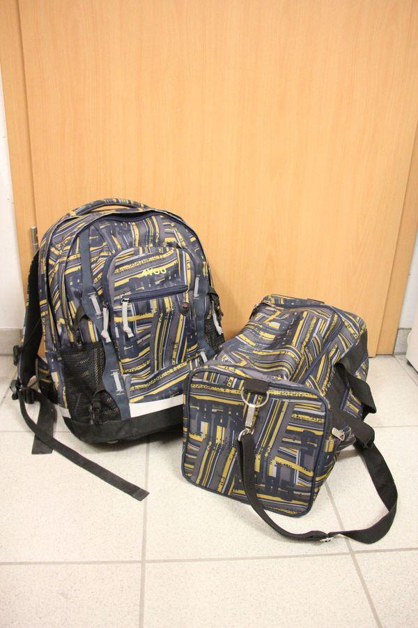 a1b4af3de4a57 Schulrucksack Schulranzen 4You mit Sporttasche