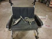 Rollstuhl XXL gebraucht