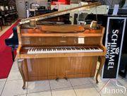 Klavier Piano Schimmel Chippendale Garantie