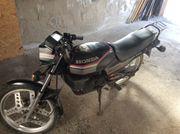 Leichtkraftrad Honda MBX 80